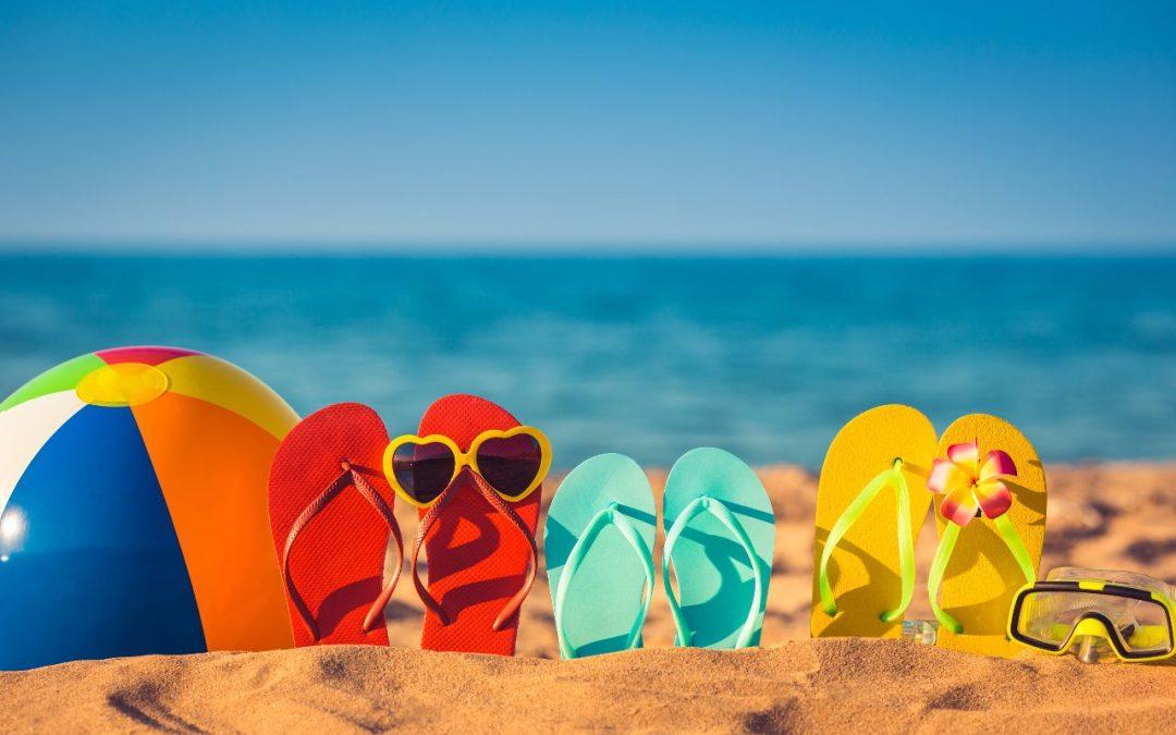 Geniet van de vakantie ……. tot 20 augustus !!!