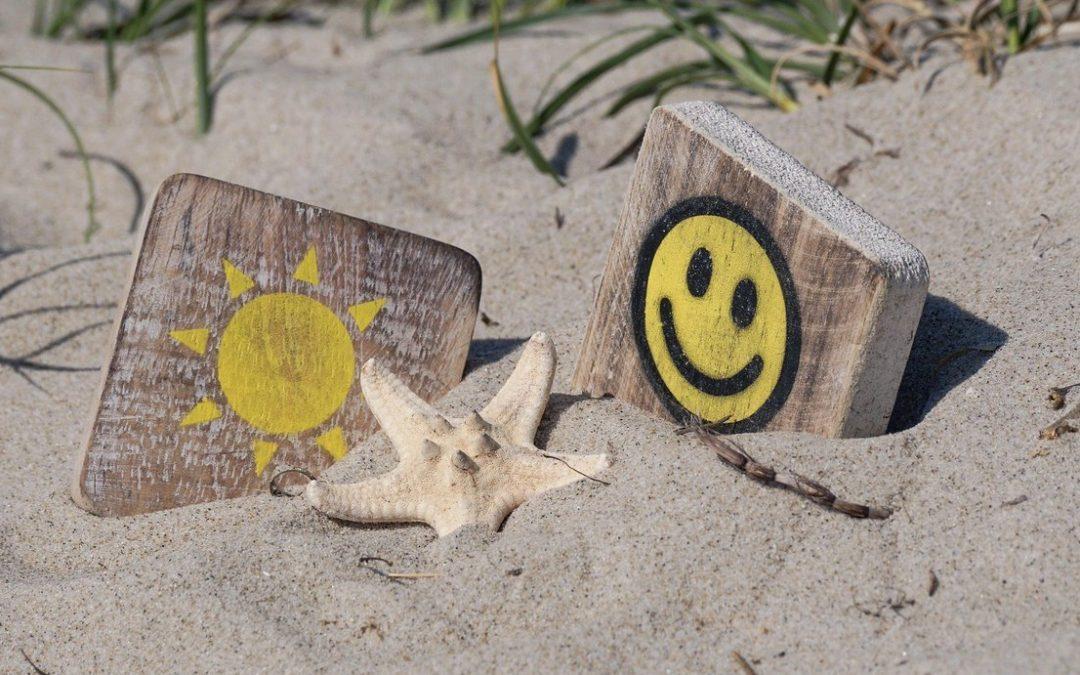 Relax, geniet en blijf gezond ……… Fijne vakantie, tot 25 augustus.